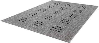 Teppich »Sunset 606«, LALEE, rechteckig, Höhe 5 mm, In- und Outdoor geeignet, Wohnzimmer