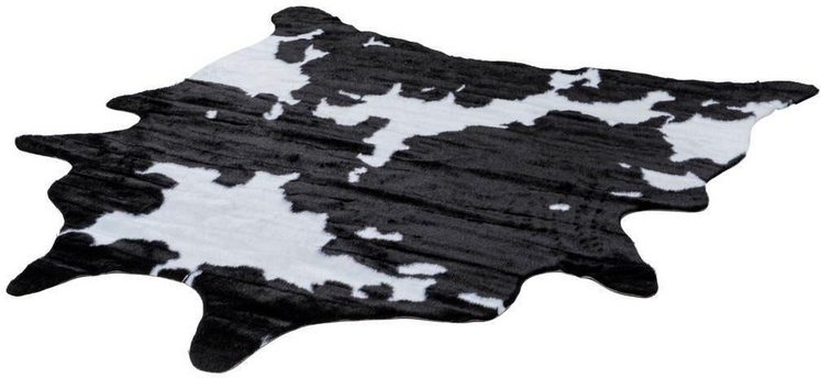 Teppich »Rodeo 202«, LALEE, fellförmig, Höhe 17 mm