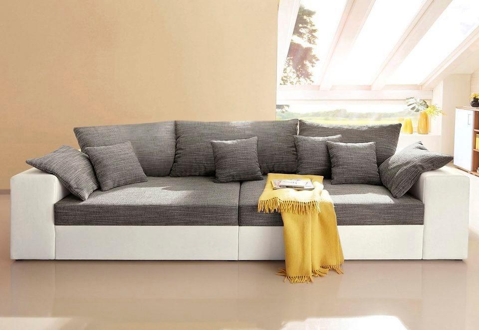 Nova Via Big Sofa Wahlweise In Xl Oder Xxl Kaufen Otto