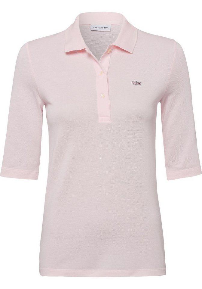 best sneakers 26c53 575db Lacoste Poloshirt mit Piquéstruktur online kaufen | OTTO