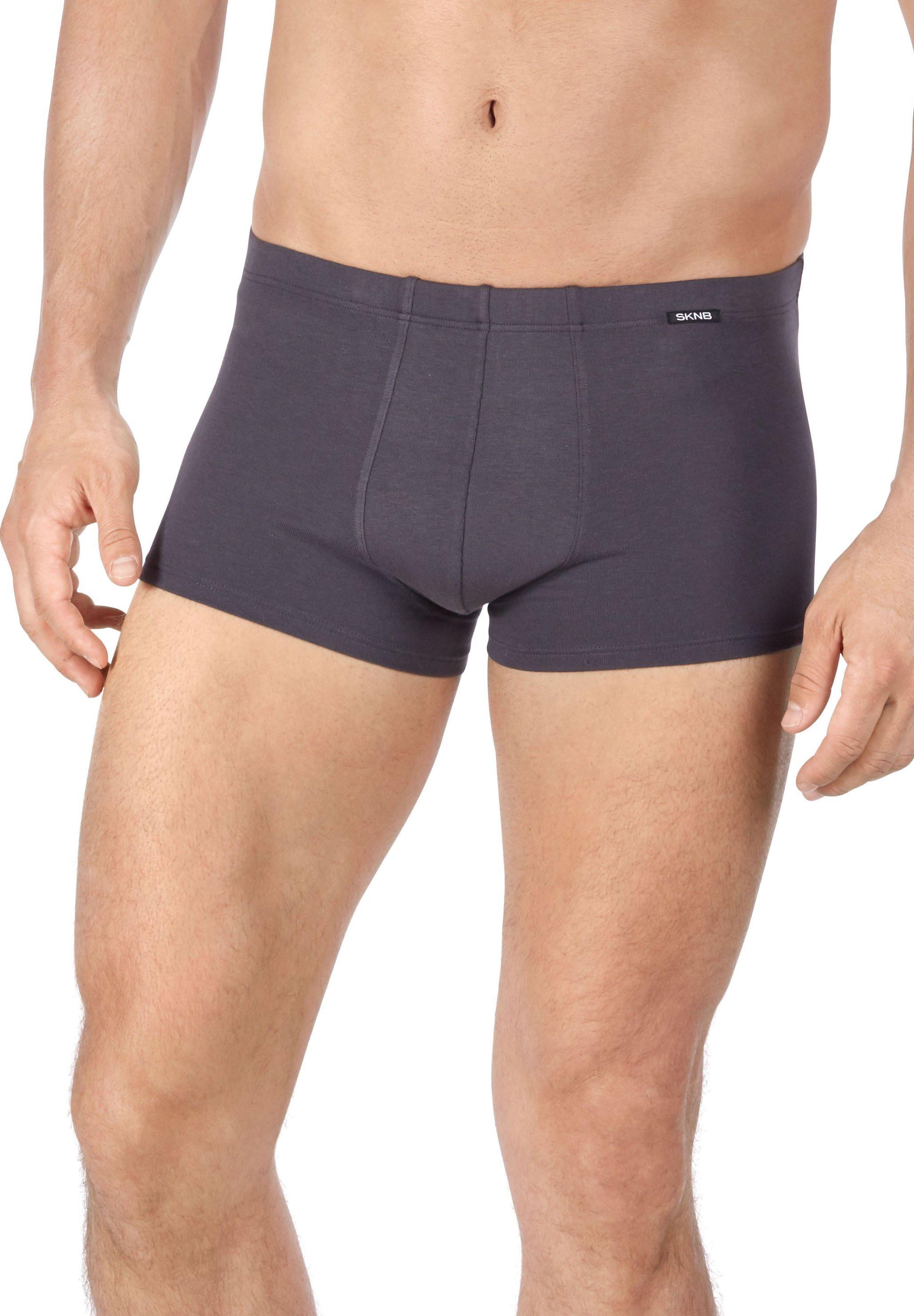 Skiny Panties 2er-Pack der Advantage Men-Serie in schlichtem Design