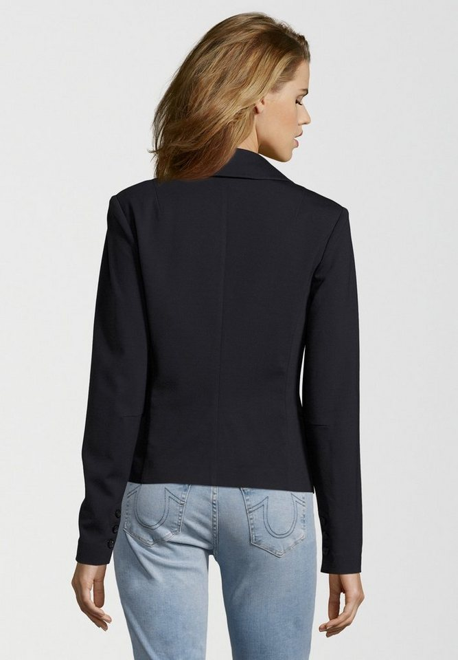 Blonde No.8 Jackenblazer »NIZZA« Dekorative Nähte | Bekleidung > Blazer > Jackenblazer | Blau | Blonde No.8