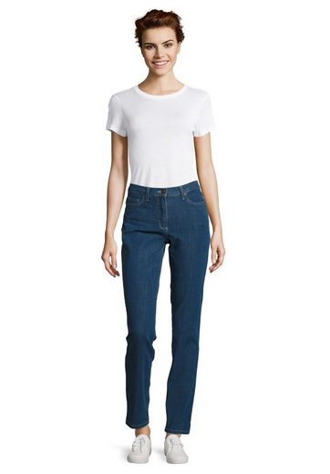 Betty Barclay Perfect Body-Jeans mit Steppungen