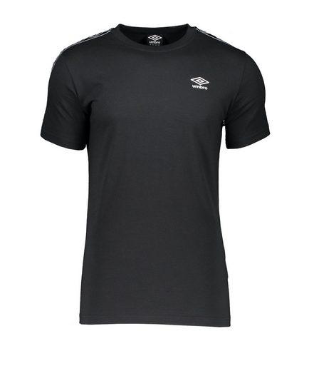 Umbro Kurzjacke »Retro Taped Tee T-Shirt«