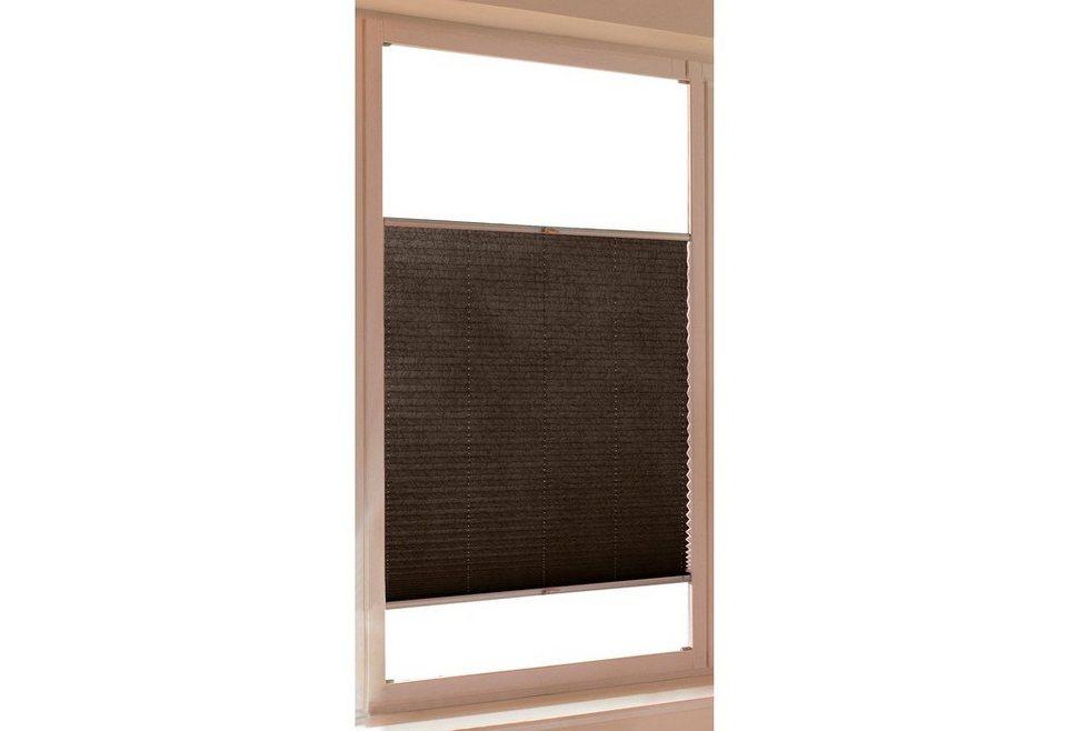 plissee faltenstore sunlines crush optik nach ma. Black Bedroom Furniture Sets. Home Design Ideas