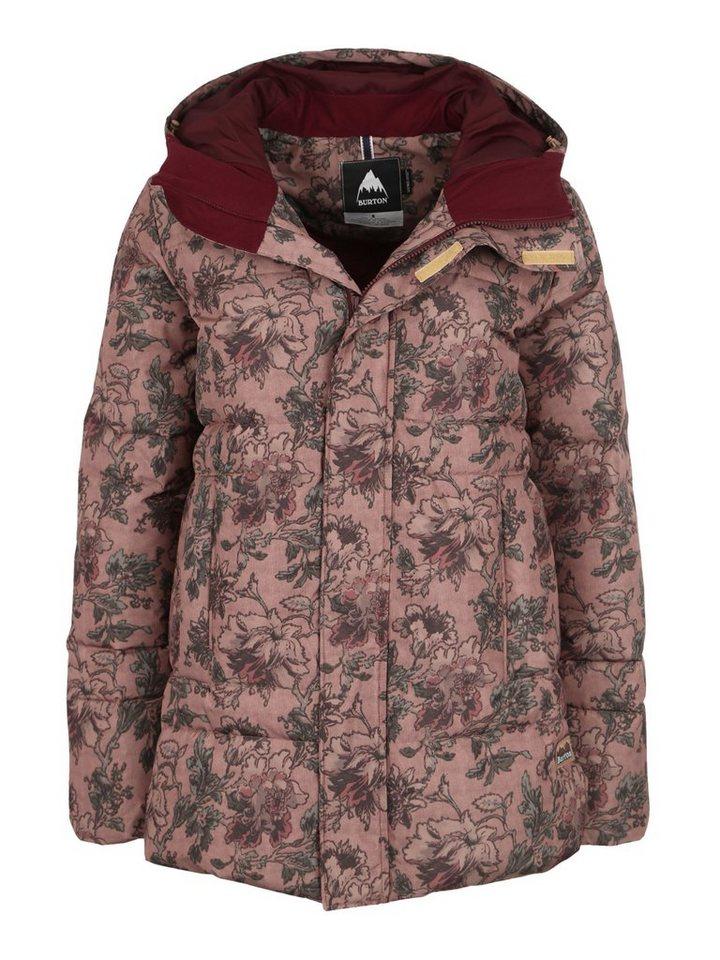 Damen Burton  Skijacke MORA MOSS rosa | 09009521125798