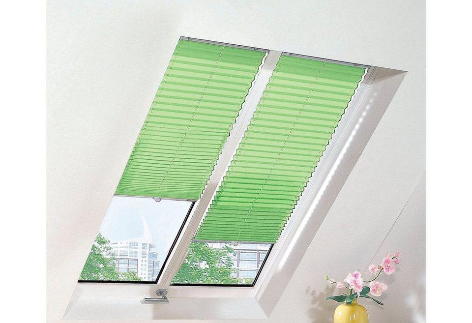 dachfenster plissee sunlines faltenstore silbernes. Black Bedroom Furniture Sets. Home Design Ideas