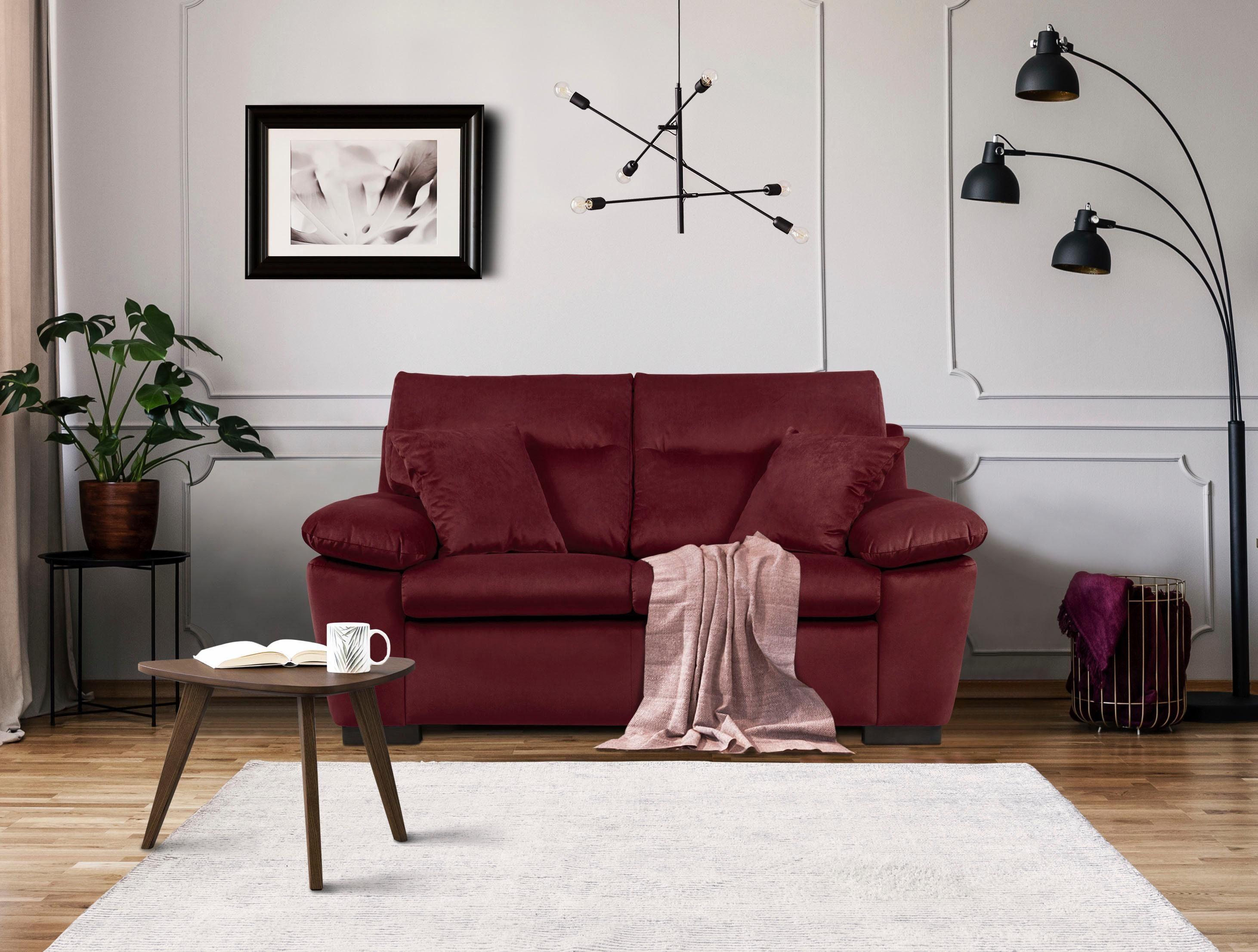 Home affaire 2-Sitzer »Sofie« in klassisch-modernem Design