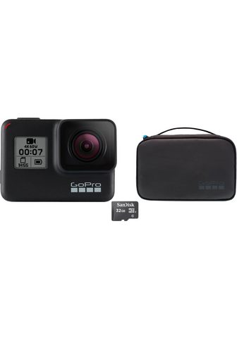 GOPRO »HERO 7 BLACK« Action Cam (4K Ultra HD...