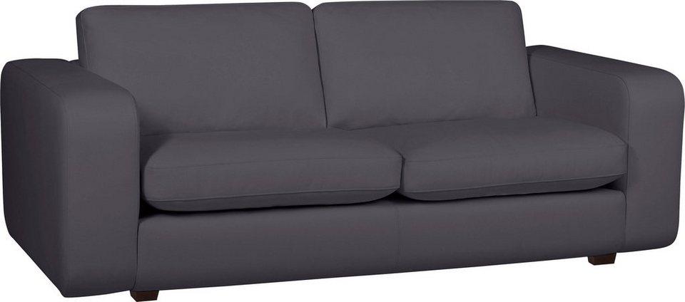 Machalke 25 Sitzer Sofa Valentino Mit Breiten Armlehnen Füße