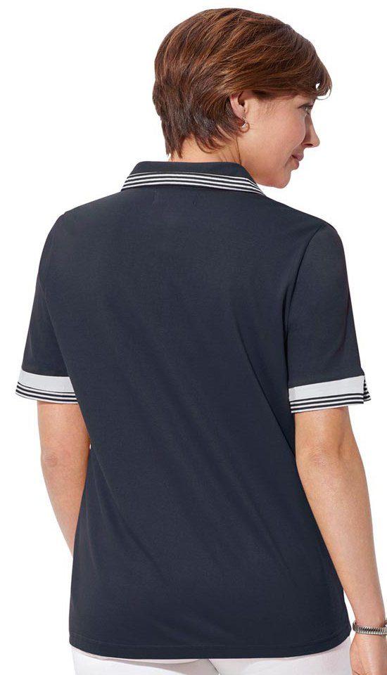 Kragen Shirt Kaufen Looks Mit Casual Am Streifen SMVpUz