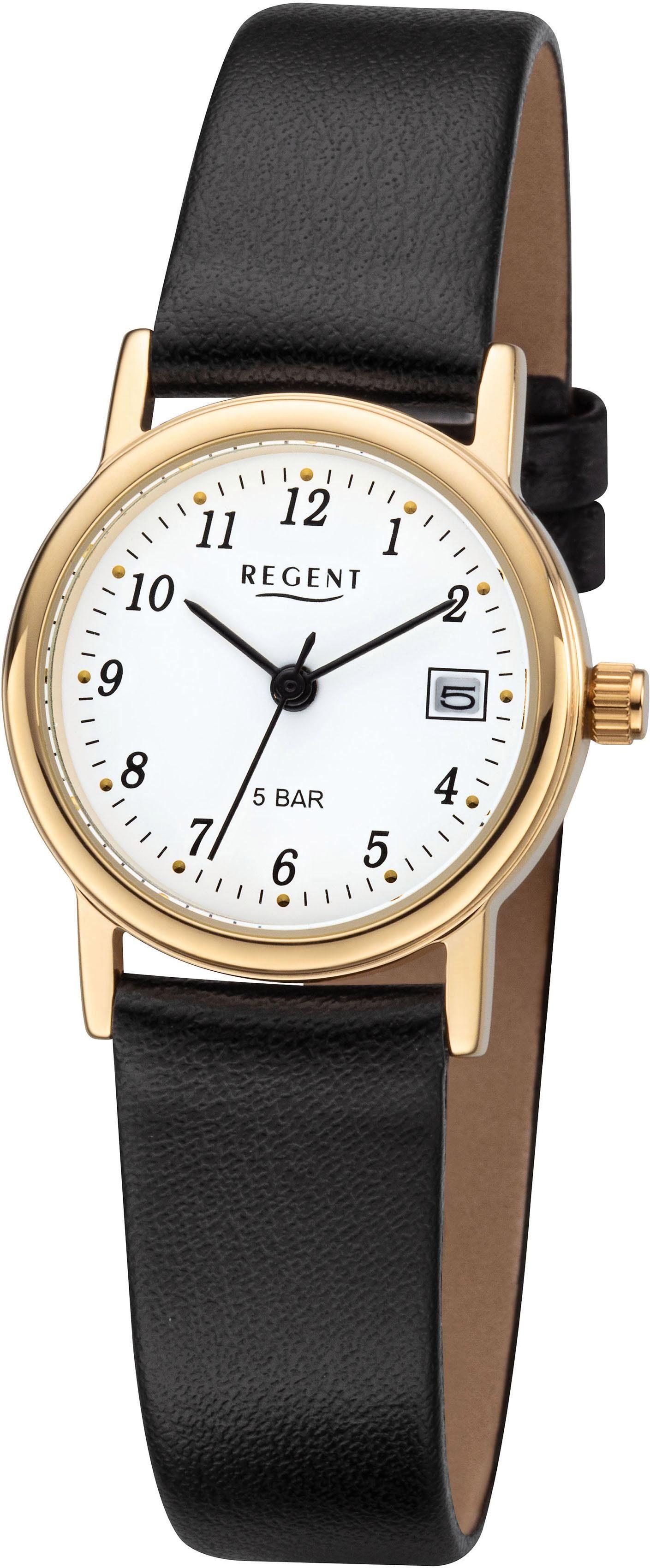 Regent Quarzuhr »7610.45.19, F829«