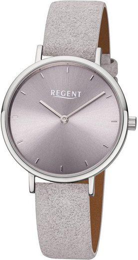 Regent Quarzuhr »20373SS, F1137«