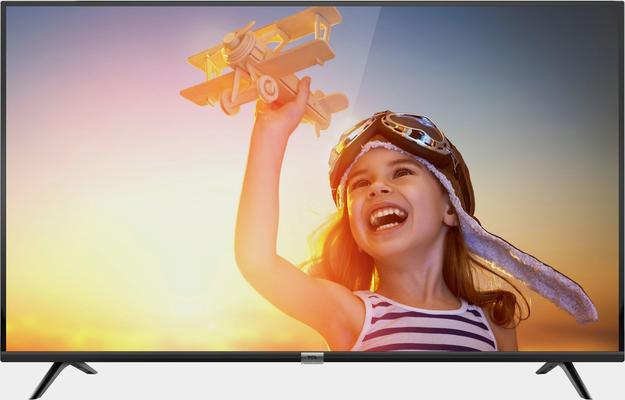TCL 50DB600 LED-Fernseher (126 cm/50 Zoll, 4K Ultra HD, Smart-TV, Alexa kompatibel)