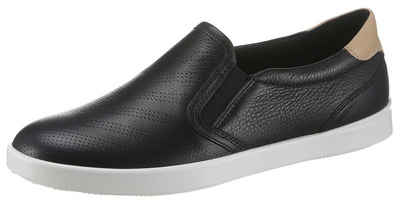 176cb16db8ccc6 Ecco Slip-On Sneaker mit weich gepolsterten Schaftrand