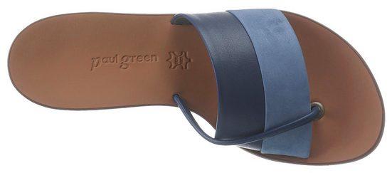 In Zehentrenner Green Schlichtem Design Paul pOTqwf
