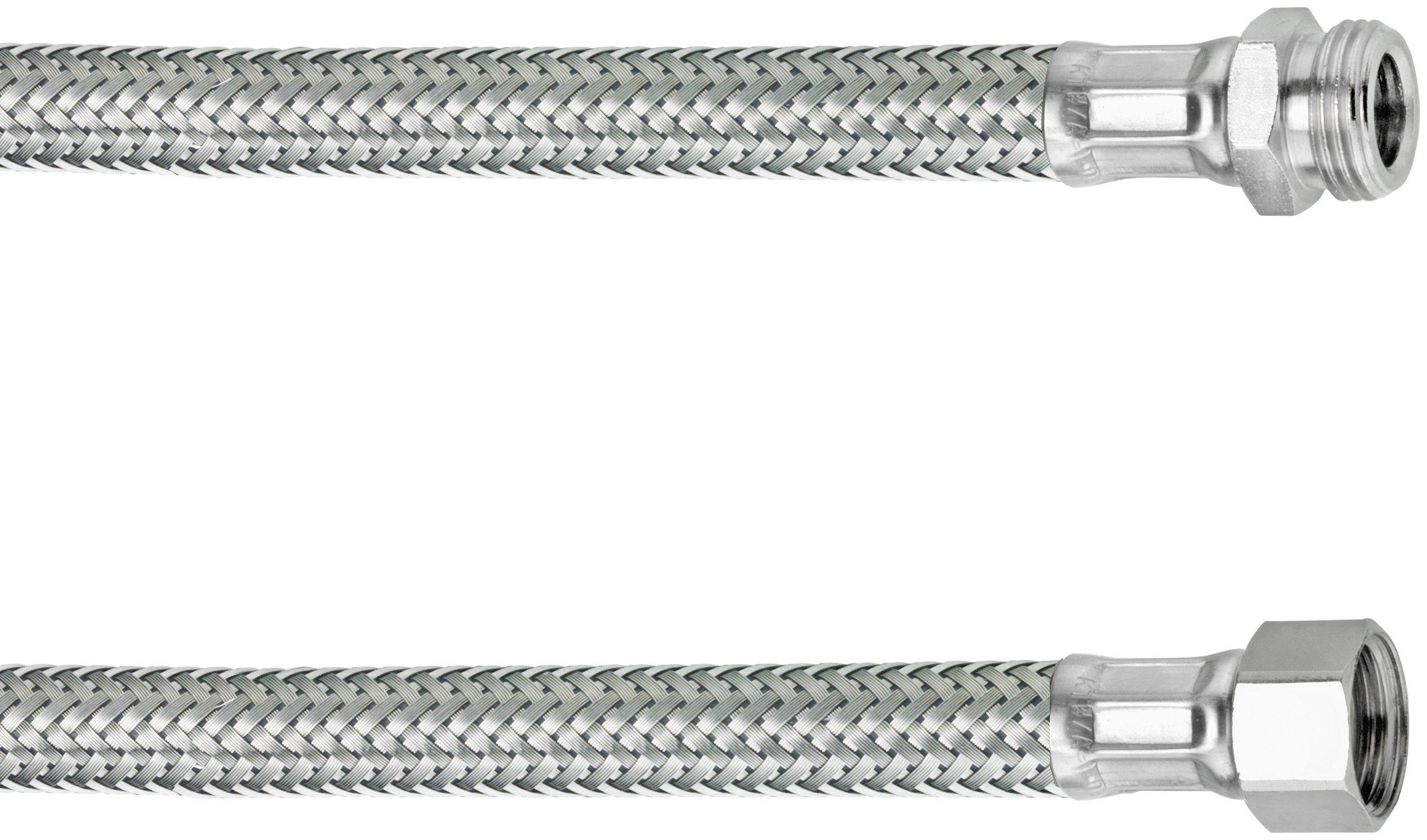 CORNAT Verbindungsschlauch flexibel, 3/8 IG x 3/8 AG, 30 cm