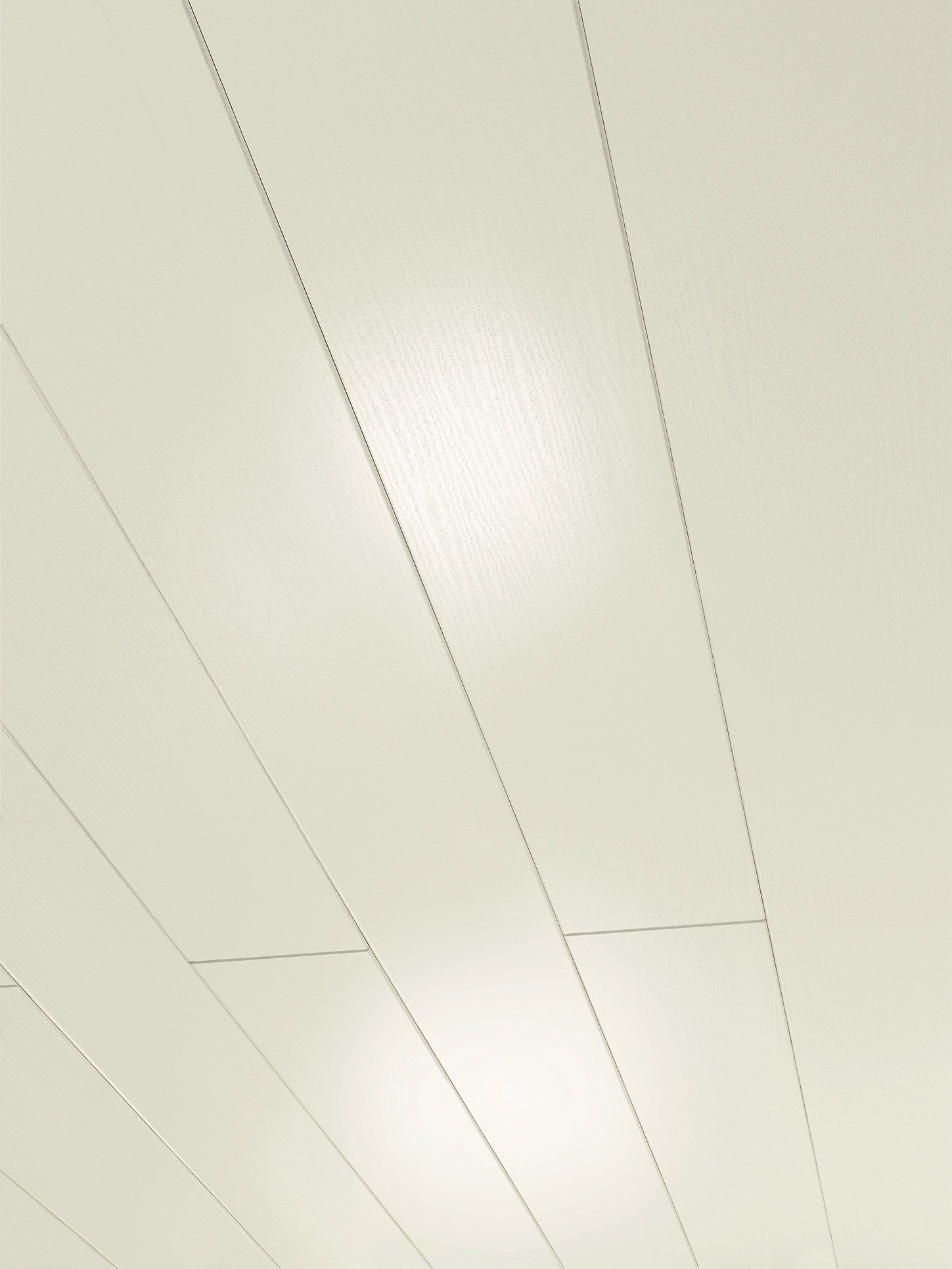 PARADOR Verkleidungspaneel »Novara«, Esche weiß glänzend, 6 Paneele, 1,5 m²