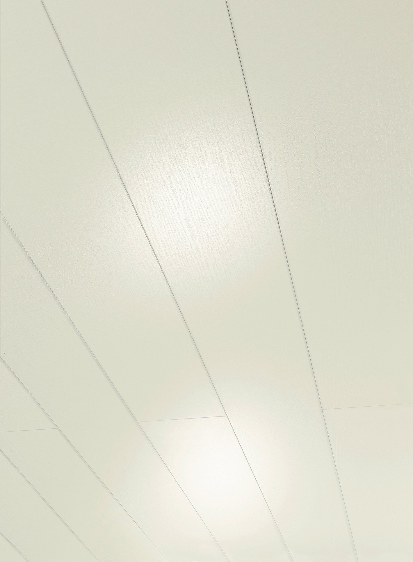 PARADOR Verkleidungspaneel »RapidoClick«, Esche weiß glänzend, 5 Paneele, 1,427 m²