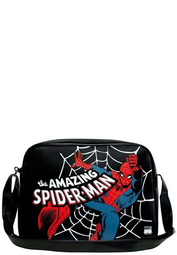 Logoshirt Umhängetasche logo Mit Spiderman man« »spider wwzq70px6