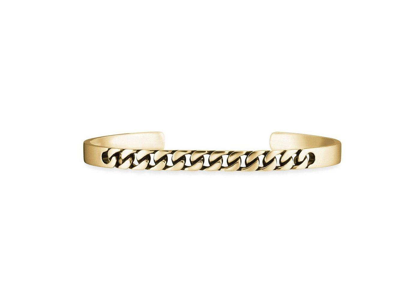 Cai Armband »925/- Sterling Silber vergoldet mit schwarzer Farb«   Schmuck > Armbänder > Goldarmbänder   Gelb   CAÏ