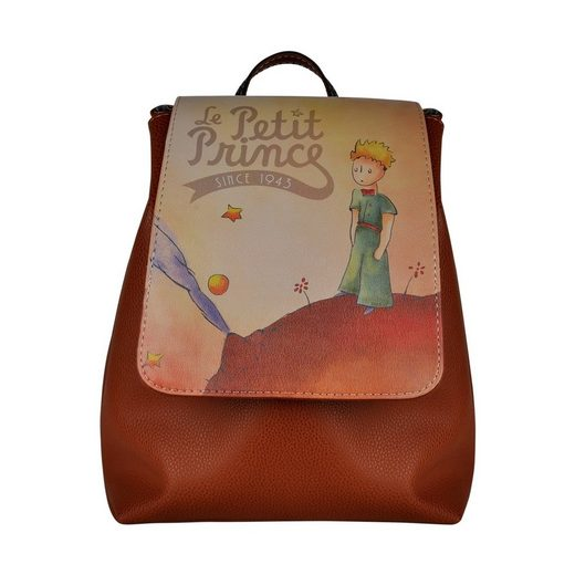 DOGO Schultertasche »Look with the Heart Le Petit Prince«, Vegan