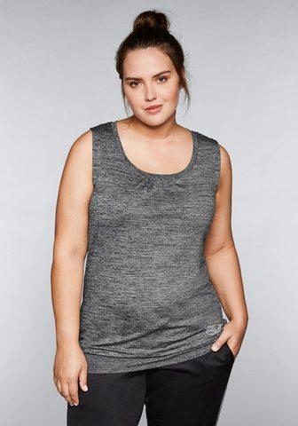 SHEEGO Sportiniai marškinėliai be rankovių