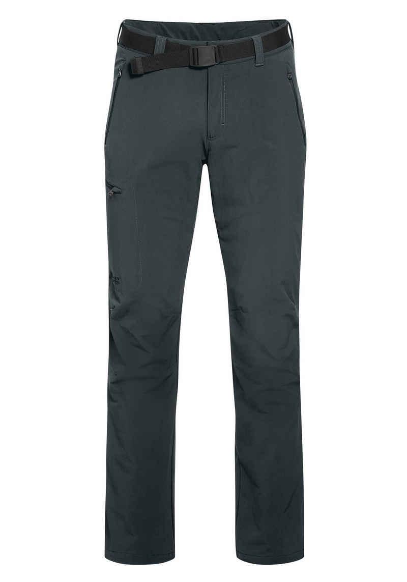 Maier Sports Funktionshose »Oberjoch Therm« Winter-Outdoorhose, wattiert und elastisch