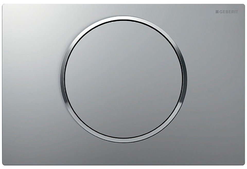 Betätigungsplatte »Sigma 10«, Spül-Stop-Spülung