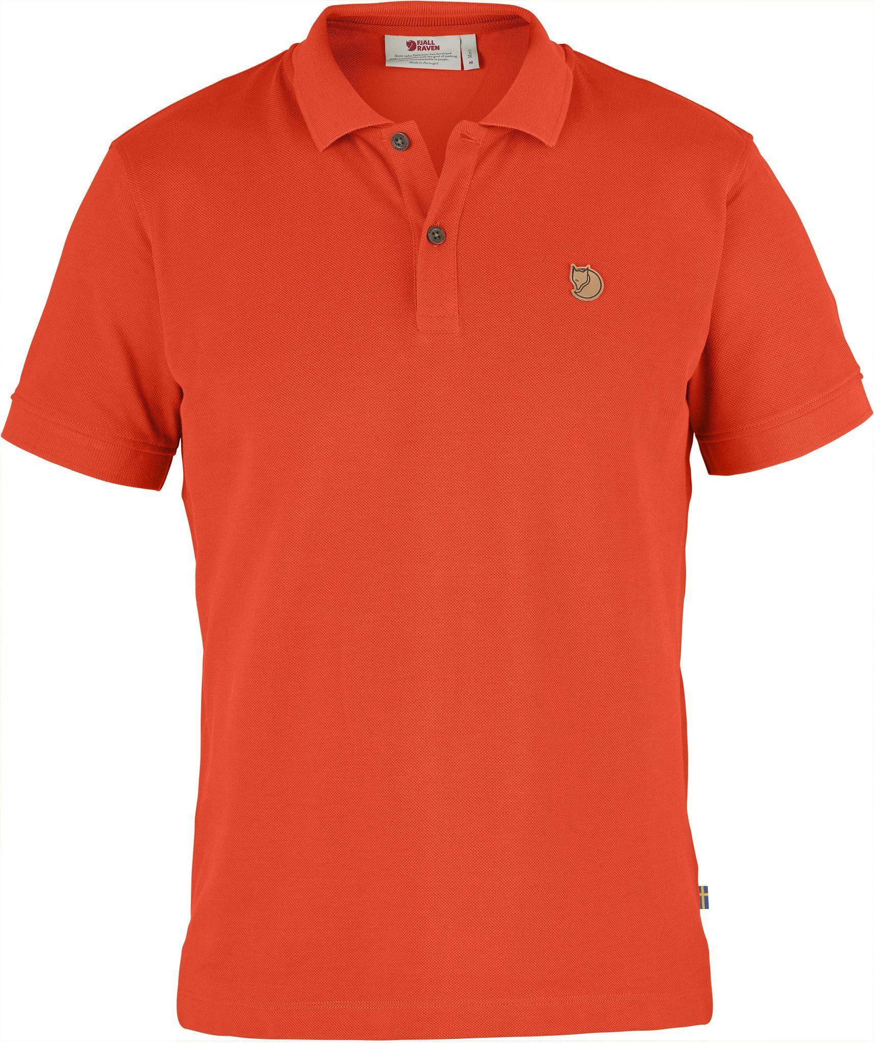 Fjällräven T-Shirt »Övik Polo Shirt Men«