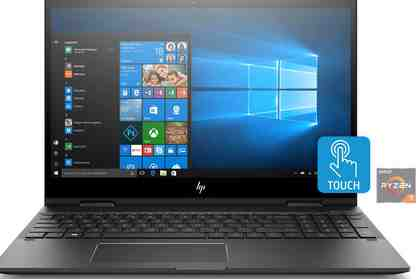 "HP ENVY x360 15-cp0004ng Convertible »39,6 cm (15,6"") AMD Ryzen 7, 256 GB SSD, 8 GB«"