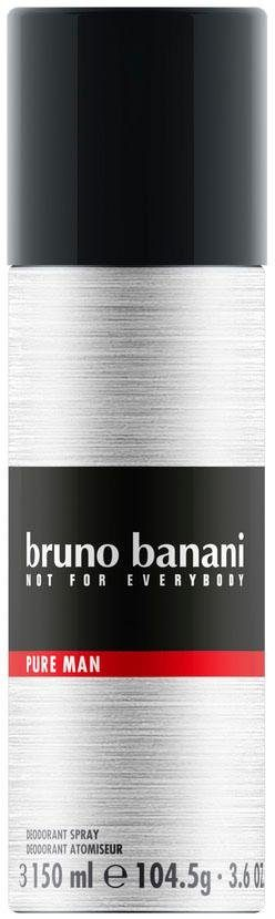 Bruno Banani Bodyspray »Pure Man«