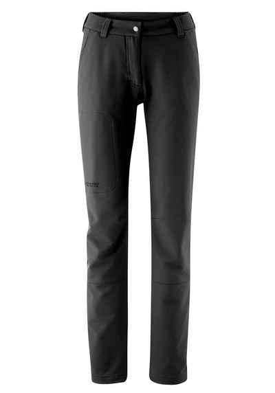 Maier Sports Funktionshose »Helga« Warme Outdoorhose, robust, sehr elastisch