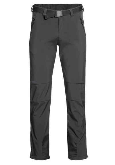 Maier Sports Funktionshose »Tech Pants M« Warme Softshellhose, winddicht, elastisch