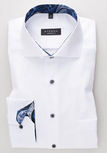 Eterna Businesshemd »COMFORT FIT« Langarm