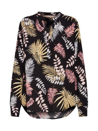 RUE de FEMME Shirtbluse »New doodle shirt«