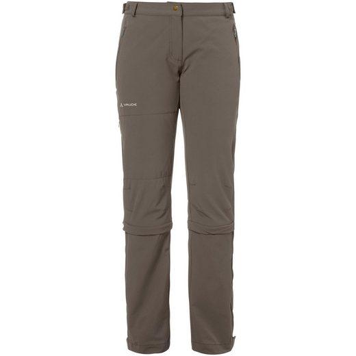 VAUDE Zip-off-Hose »Farley Stretch Capri T-Zip II«