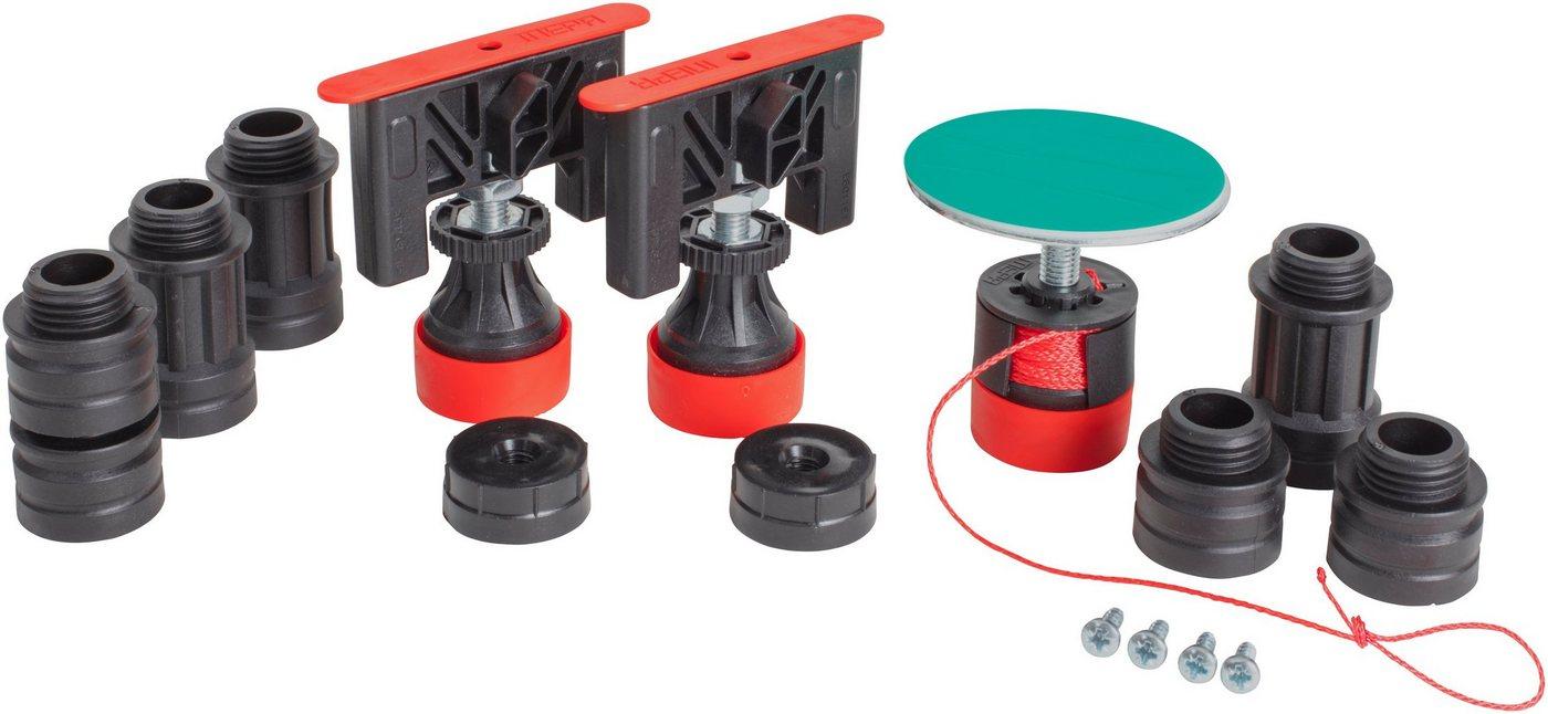 Erweiterungsmodul »MR SF XL 100/160 Acryl«, zur Erweiterung des Montagerahmens für Duschwannen   Bad > Duschen > Duschwannen   Bunt   MEPA