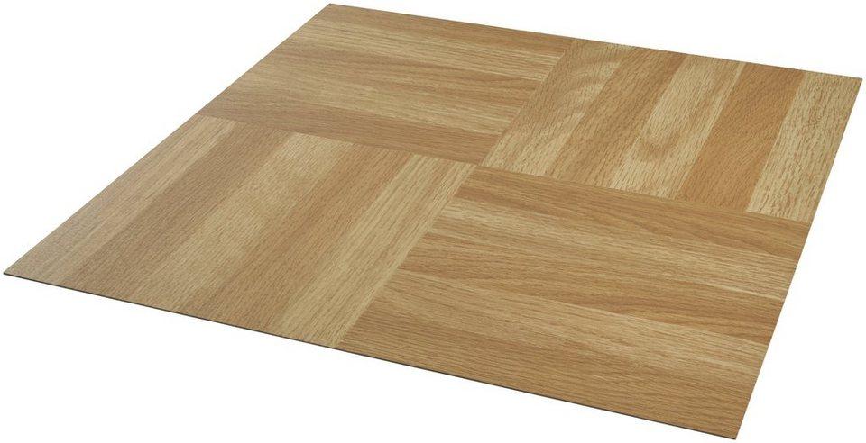 Bevorzugt PVC-Boden »Vinyl-Fliesen, 1,2 mm, 23 Fliesen«, selbstklebend UN75
