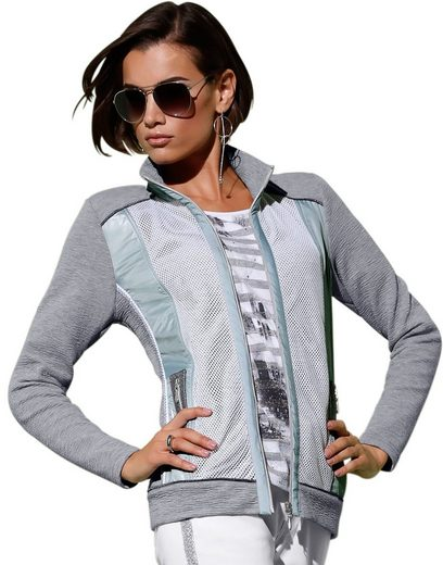 création L Shirtjacke im Sport-Style deluxe