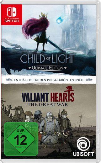 Child of Light + Valiant Heart Compilation Nintendo Switch
