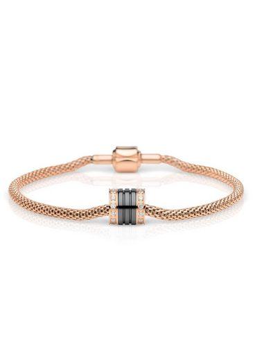 Bering Bead-Armband-Set »Energetic-180, 200« (Set, 2-tlg), mit Zirkonia