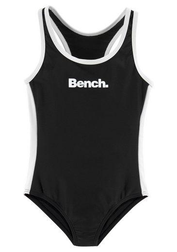 Bench. Badeanzug, mit Logoprint
