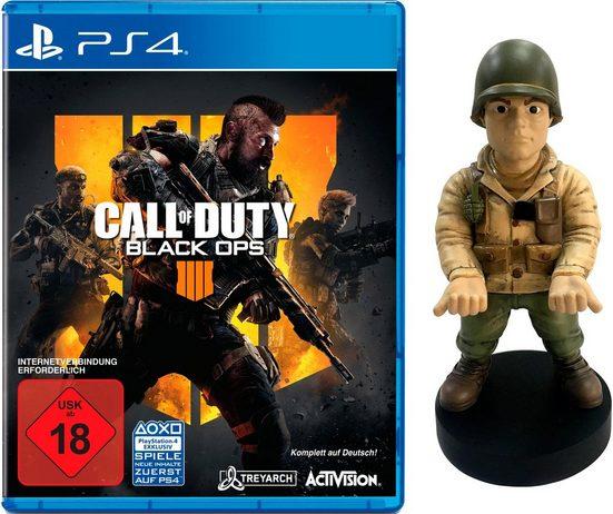 Call of Duty Black Ops 4 PlayStation 4, Mini Muddy Guy Figur