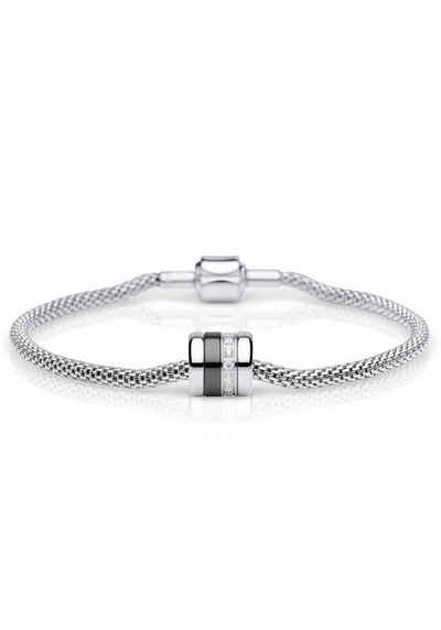 Bering Bead-Armband-Set »Joyful-180, 200« (Set, 2-tlg), mit Zirkonia