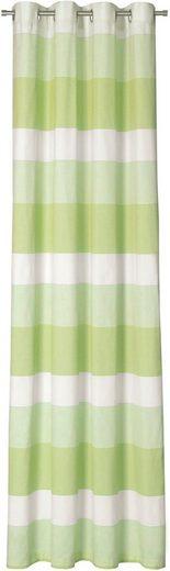 Vorhang »Adria«, Neutex for you!, Ösen (1 Stück), HxB: 245x142, Ösenschal mit Metallösen