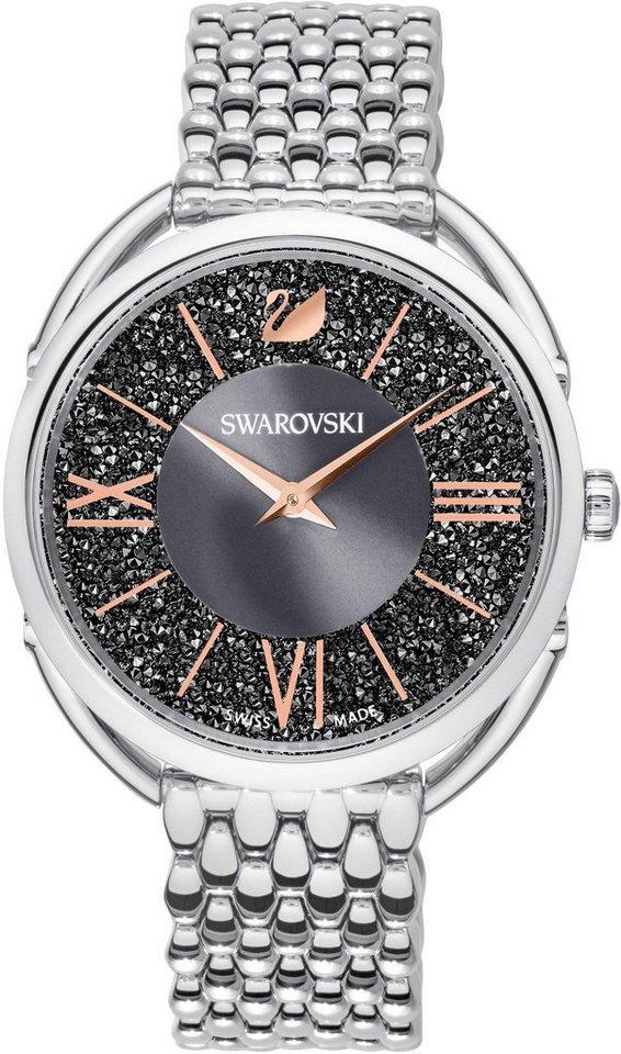 Swarovski Schweizer Uhr »CRYSTALLINE GLAM, 5452468« | Uhren > Schweizer Uhren | Swarovski