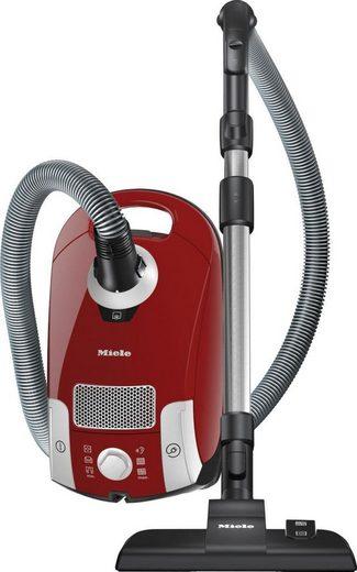 Miele Bodenstaubsauger Compact C1 EcoLine, 550 Watt, mit Beutel
