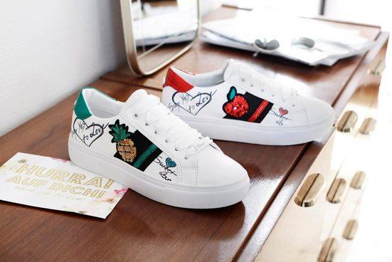 Pailletten Verziert Tailor Mit Sneaker Tom Glänzenden Hq4wYaIpW