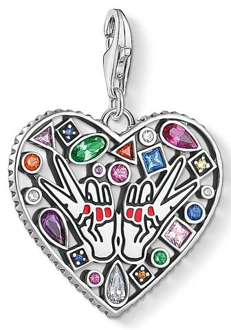 THOMAS SABO Pakabukas Herz »Love & Peace 1745-314-...